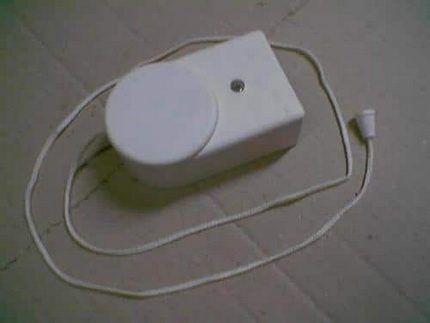 Шнуровой выключатель