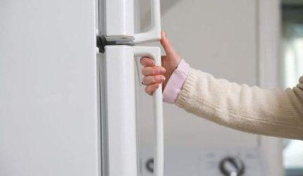 Тестирование дверцы