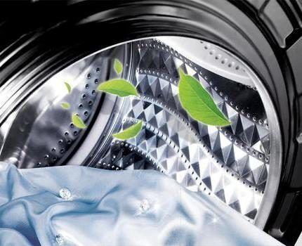Барабан инверторной стиральной машины