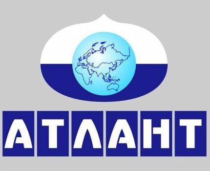 Логотип ЗАО Атлант