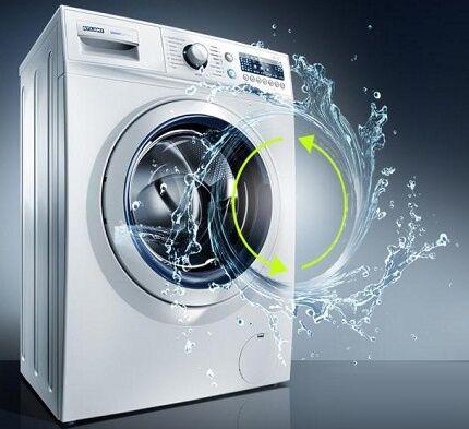 Принцип сборки стиральной машинки Атлант