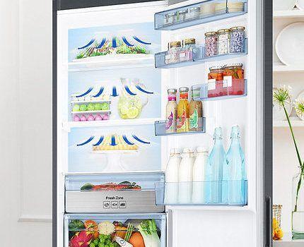 Циркуляция воздуха в холодильнике