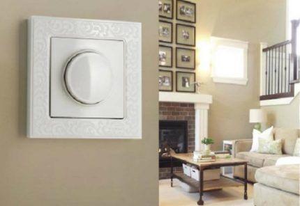 Выбор дизайна светорегулятора