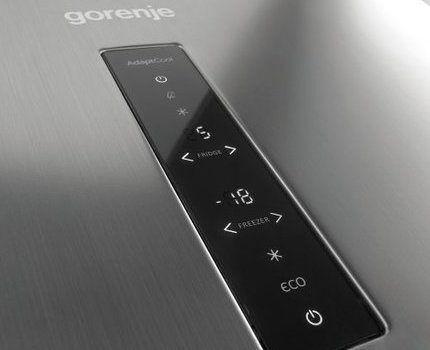 Дисплей холодильника Gorenje