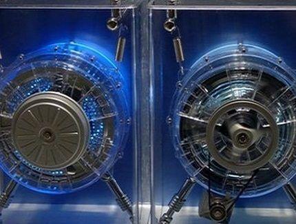 Двигатели Harier