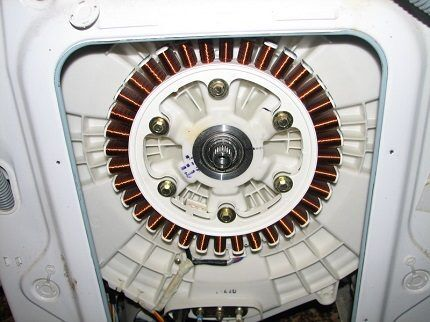 Инвертор стиральной машинки