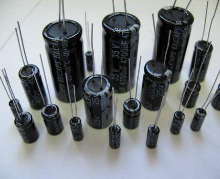 Фильтрующий конденсатор