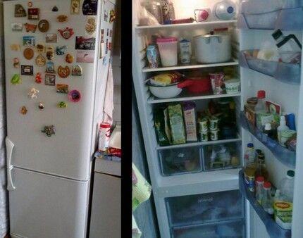 Модификация холодильника Бирюса-132