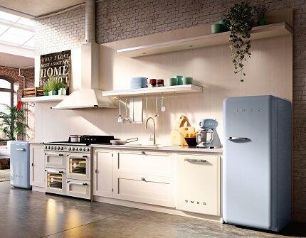 Модельное разнообразие холодильников Смег