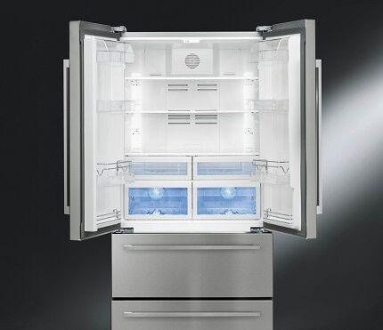 Новые технологии в арсенале холодильников Smeg