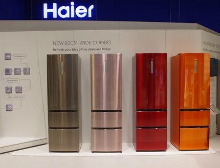 Каждый десятый проданный холодильник – Haier