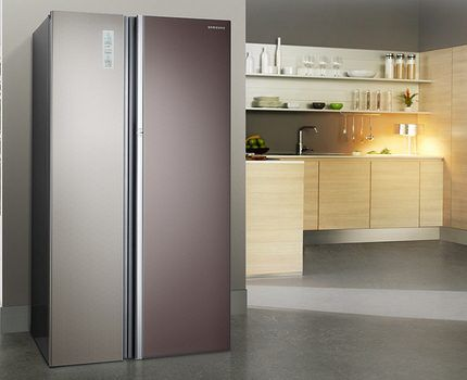 Холодильник от Самсунг