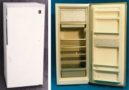 Refrigerator ZIL-62