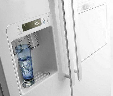 Генератор льда для холодильника