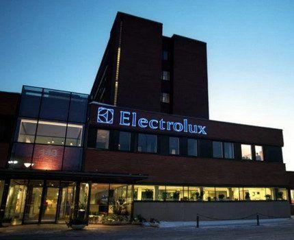 Штаб-квартира Электролюкс в Стокгольме