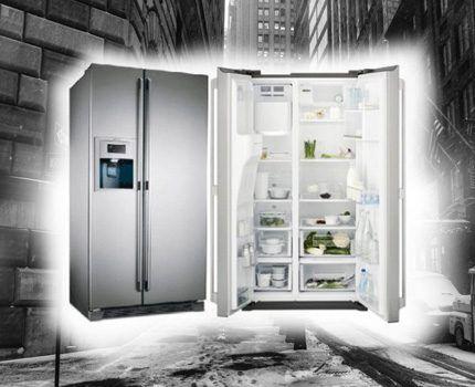 Холодильник Электролюкс EAL6140WOU