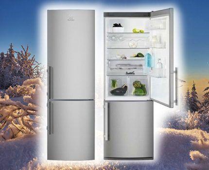Холодильник Электролюкс EN3441JOX