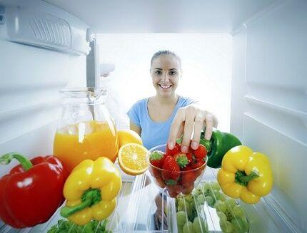 Условия для сохранения продуктов
