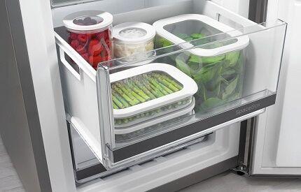 Зона свежести в холодильном отсеке