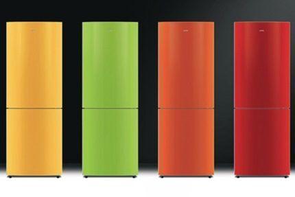 Цветовая гамма оборудования