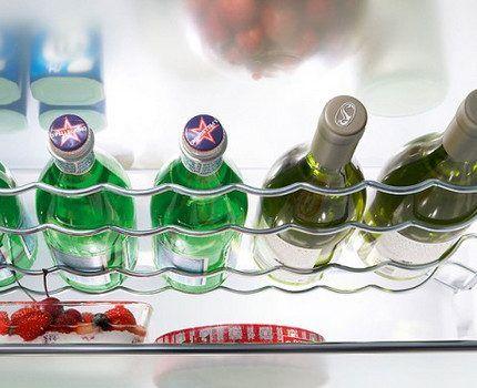 Полка для воды и вина