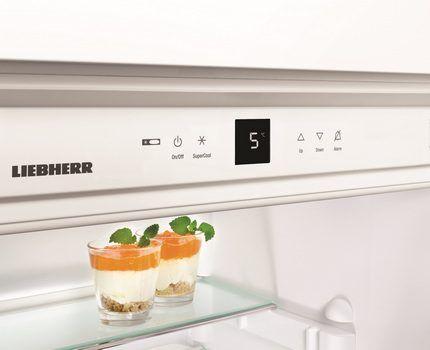 Технология SuperCool в холодильнике Либхер