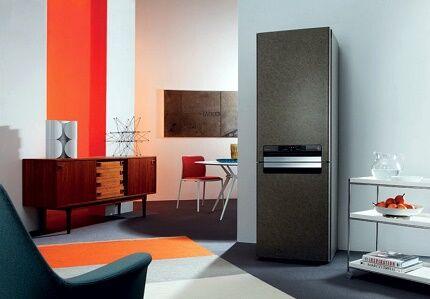 Холодильный агрегат с сенсорным типом управления