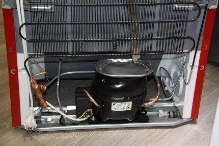 Сердце холодильника - мотор-компрессор