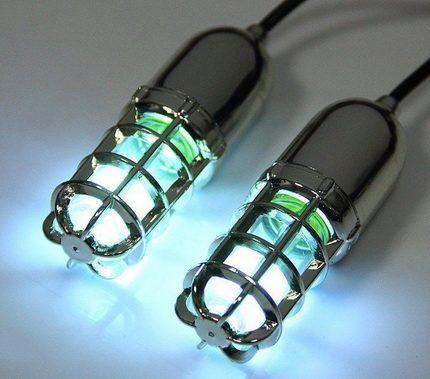 Амальгамные уф-лампы
