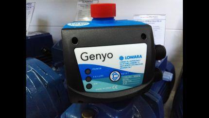 Genyo – Lowara Genyo 8A