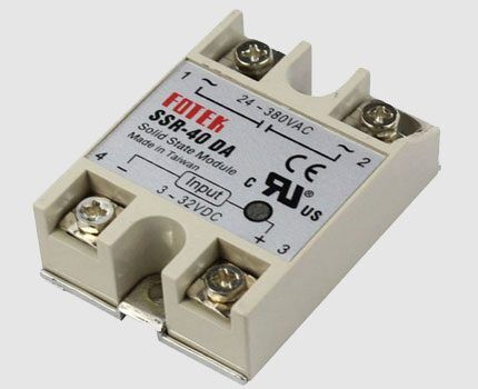 Single Phase Solid State Relay