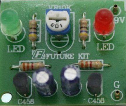 Правильный выбор емкости конденсатора