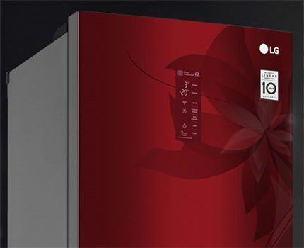 Оригинальный дизайн холодильника