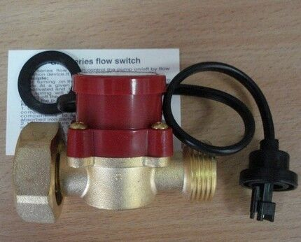 Grundfos UPA 120 Sensor Model