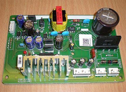 Инвертор - силовая плата электроники