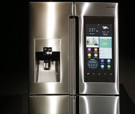 Холодильник с электронным управлением