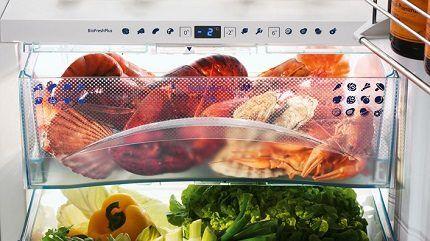 Климатические зоны в холодильнике Side-by-Side