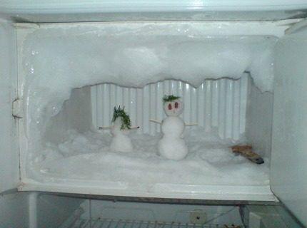 Морозильная камера капельного агрегата