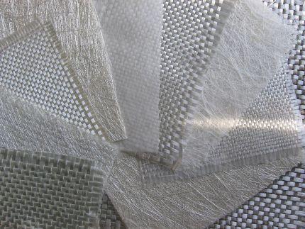 Стеклоткань для ремонта джакузи
