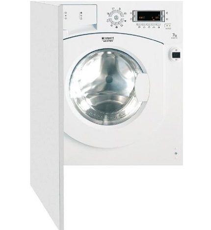 Встраиваемая стиральная машинка BWMD742