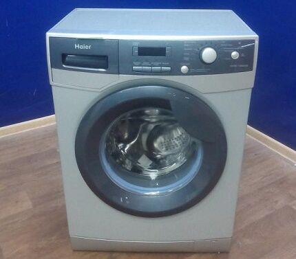 Compact roomy washers from Heyer