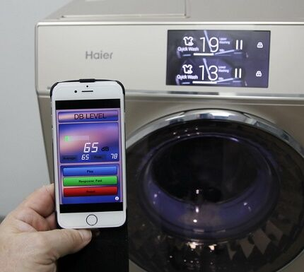 Варианты управления стиральной маишнкой