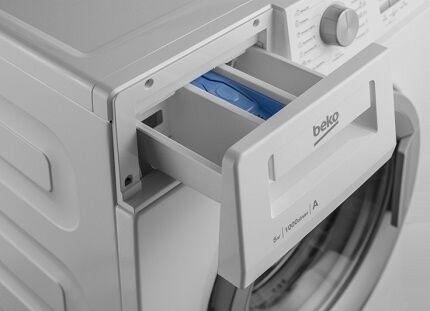 Экономия моющих средств в машинке