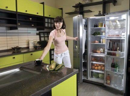 "Уход за холодильником ""Вестфрост"""