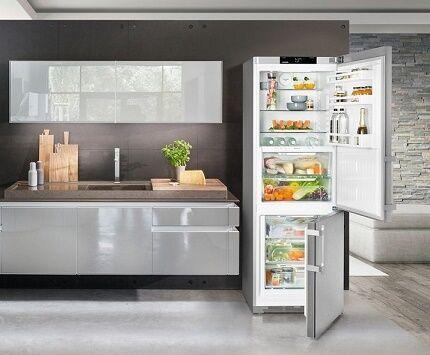 Новые модели холодильников