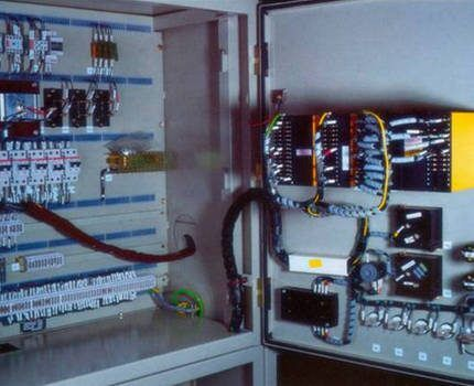 Вакуумный модуль в щитке
