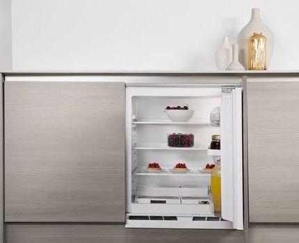 Встроенный холодильник Whirlpool