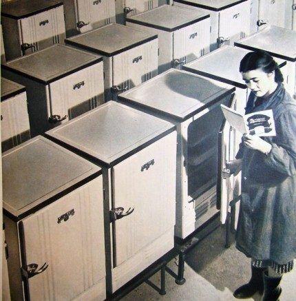 Старые холодильники Саратов