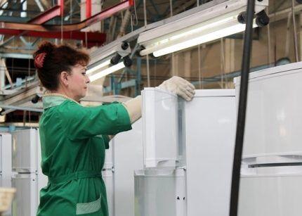 Производство холодильников Саратов