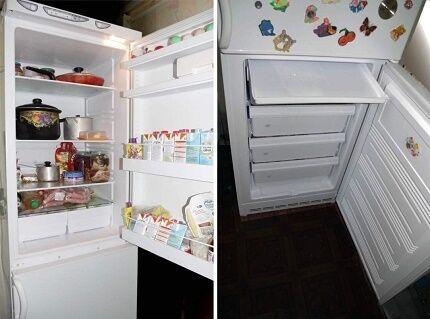 Двухкамерный холодильник Саратов
